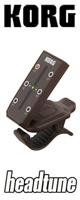 Korg(コルグ) / HT-G2 Clip-on Tuner HeadTune クリップ式チューナー 【ギター用/レスポール・タイプ】