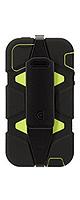 Griffin(グリフィン) / Survivor Case (Black/Lime) - iPhone 5 ケース  - 【軍隊認証強度】