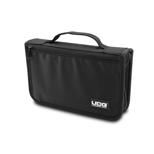 UDG / Ultimate DIGI ウォレット スモール (Black/Orange) - 小物収納ケース -