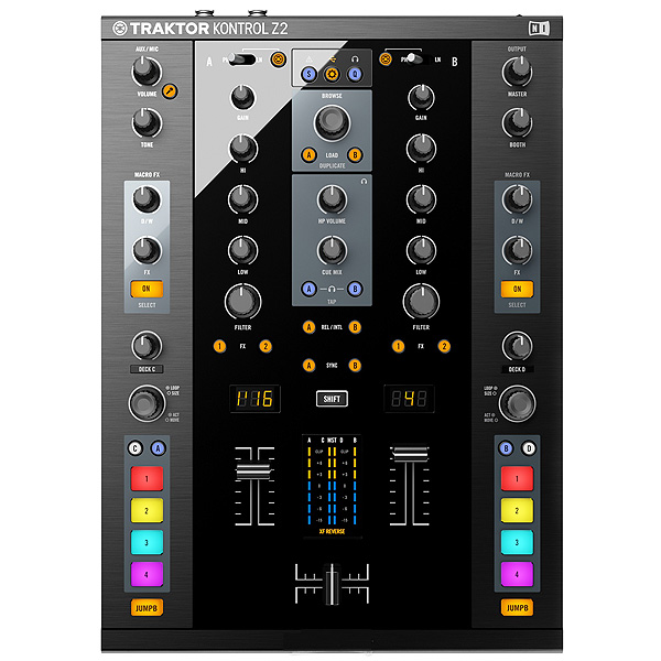 TRAKTOR Kontrol Z2 / Native Instruments