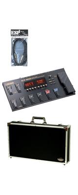 【シールド&ハードケースセット】Boss(ボス) / GT-100 - ギター・マルチエフェクター- 1大特典セット