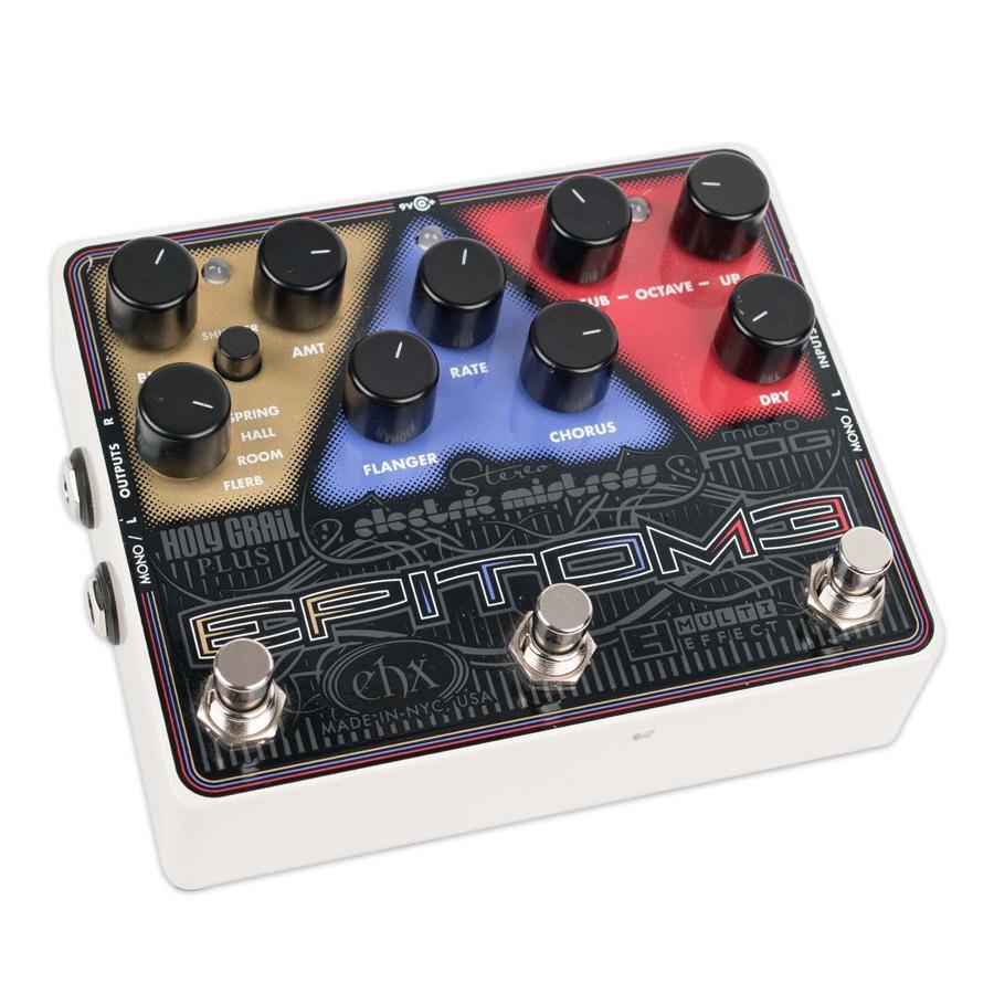 Electro-Harmonix(エレクトロ・ハーモニックス) / EPITOME -マルチ・エフェクター-  《ギターエフェクター》 1大特典セット