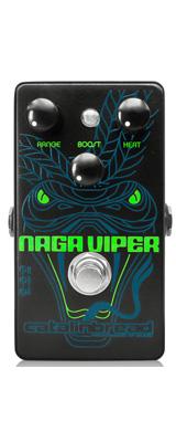 Catalinbread(カタリンブレッド) / Naga Viper -トレブルブースター- 《ギターエフェクター》 1大特典セット