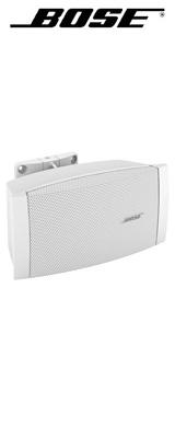 Bose(ボーズ) / DS16SEW (ホワイト) 【1本販売】 屋内・屋外兼用 全天候型 壁掛けスピーカー 【壁掛けブラケット付属】