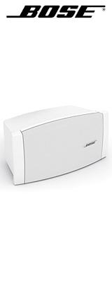 Bose(ボーズ) / DS100SEW (ホワイト) 【1本販売】 屋内・屋外兼用 全天候型 壁掛けスピーカー 【壁掛けブラケット付属】 1大特典セット