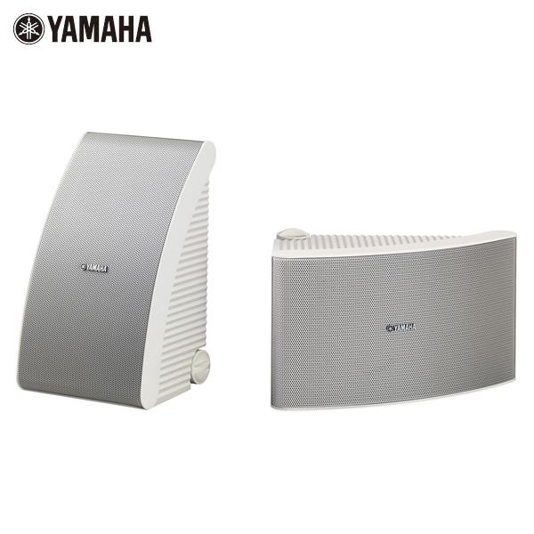 Yamaha(ヤマハ) / NS-AW992W (White) - 全天候型スピーカー(1ペア販売) 壁掛けタイプ -