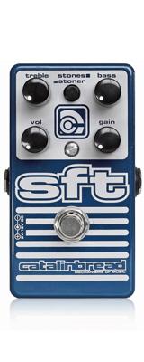 Catalinbread(カタリンブレッド) / SFT -アンペグサウンド・オーバードライブ- 《ギターエフェクター/ベースエフェクター》 1大特典セット