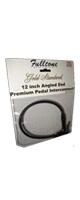 Fulltone(フルトーン) / 12 inch interconnect ANGLED / ANGLED FT-GS12i-AA - ギターシールド パッチケーブル - 【12inch (約30cm)】