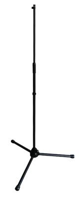 Euro Style(ユーロスタイル) / ESM-3605 【高さ:95〜165cm】 三脚タイプ ストレートマイクスタンド 【マイクホルダー付属】