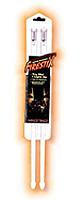 Firestix(ファイアースティックス) / 【光る!!】 ドラムスティック GMFX12OR 《Mango Tango Orange》 - オレンジ - 【パリピグッズ】