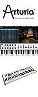 Arturia(アートリア) / KEYLAB 61- 61鍵MIDIキーボード 【ANALOG LAB ソフト付属】 1大特典セット