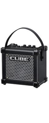 Roland(ローランド) / MICRO CUBE GX (BLACK) - ギターアンプ - 【エネループ単3電池x6本プレゼント!】 1大特典セット