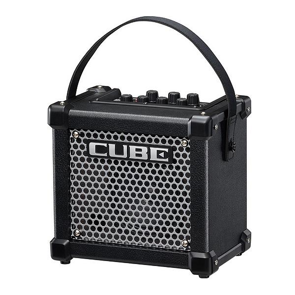 Roland(ローランド) / MICRO CUBE GX (BLACK) ギターアンプ 【エネループ単3電池x6本プレゼント】 1大特典セット