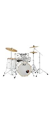 Pearl(パール) / EXPORT EXX Covering シンバル付ドラムフルセット 【EXX725S/C #33(ピュアホワイト)】 -  ドラムセット - 1大特典セット