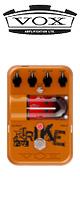 """VOX(ヴォックス) / """"Tone Garage"""" Trike Fuzz -オクターブ・ファズ- 《ギターエフェクター》"""