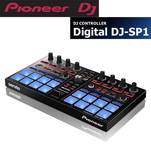 【限定1台】【箱ボロ】Pioneer(パイオニア) / DDJ-SP1 - Serato DJ , Scratch Live  対応 【Serato VIDEOクーポン付属】 -『セール』