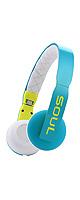 SOUL Electronics(ソウルエレクトロニクス) / LOOP (BLUE) - iPhone対応リモコン付き ヘッドホン - ■限定セット内容■→ 【・最上級エージング・ツール 】