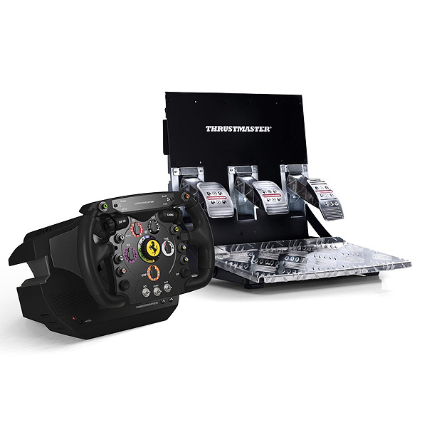 Thrustmaster (スラストマスター) / Ferrari F1 Wheel Integral T500