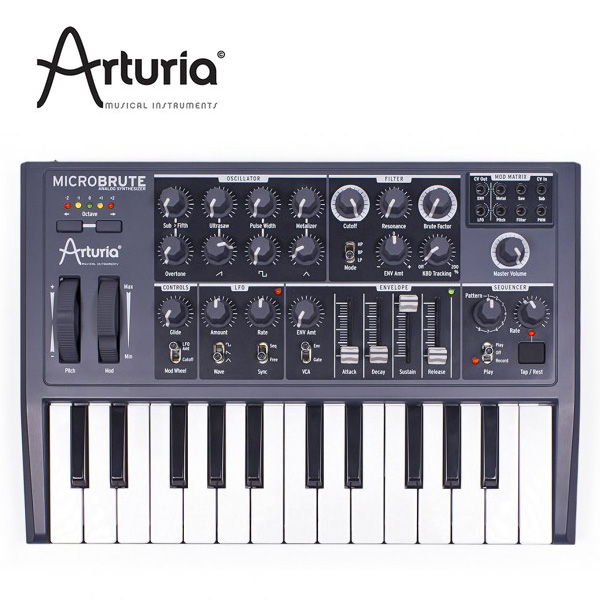 Arturia(アートリア) / MICROBRUTE - アナログシンセサイザー -