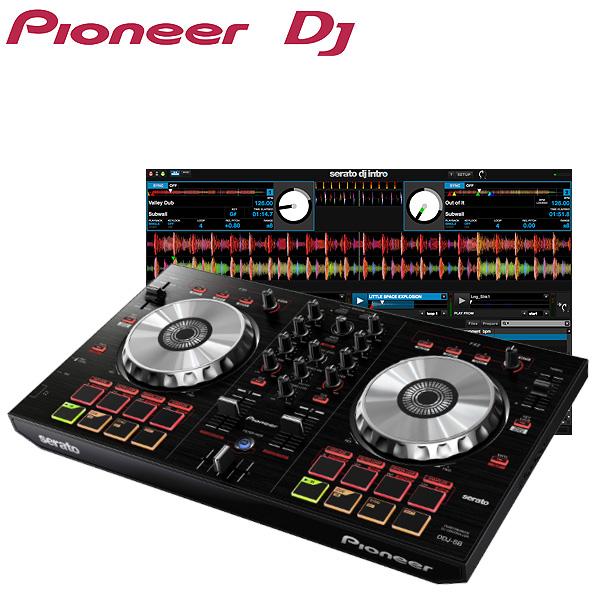 DDJ-SB2 and DDJ-RB Cover Decksaver DSLE-PC-DDJSB LE Pioneer