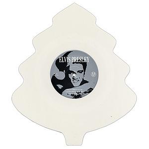 "Elvis Presley / Blue Christmas [7""]"