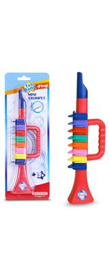 Bontempi(ボンテンピ) / ミニトランペット (32 2732) - おもちゃのトランペット - 【イタリア製】【正規輸入品】