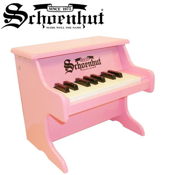 Schoenhut(シェーンハット) / My First Piano (Pink) 18鍵盤 トイピアノ