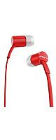 SOL Republic(ソル・リパブリック) / JAX IN-EAR HEADPHONES (Vivid Red) 【1ボタンモデル】 - イヤホン -