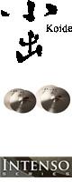 """小出シンバル(コイデシンバル) /インテンソ""""808""""/クラシック・クラッシュ・シンバル 20インチ  ヘビー【808-in20CCH】- 合せシンバル -※1枚です"""