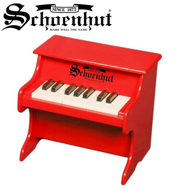 Schoenhut(シェーンハット) / My First Piano (Red) 18鍵盤 トイピアノ
