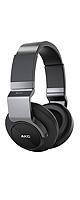 AKG(アーカーゲー) / K845BT (Black) - Bluetoothワイヤレスヘッドホン - 1大特典セット