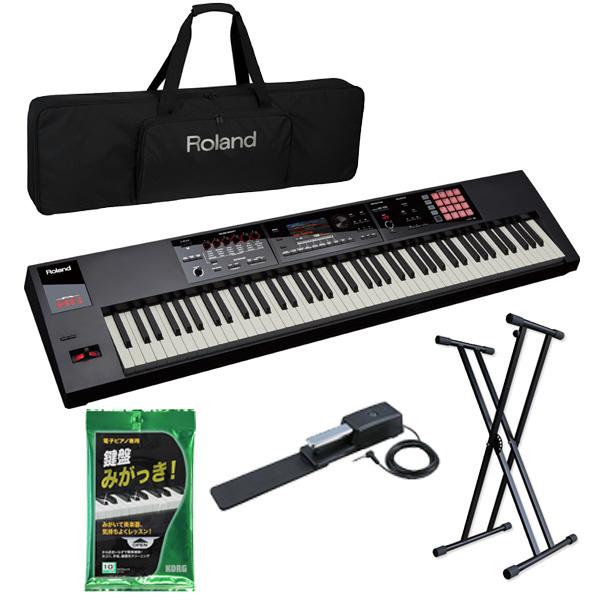 【基本セット】Roland(ローランド) / FA-08 - 88鍵盤ワークステーション・シンセサイザー -
