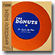 Dr. Suzuki / The Donuts (Orange / Blue) [7inch Slipmat] - 2枚1セット -