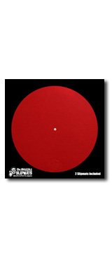 Dr. Suzuki Slipmats / Mix Edition (RED) レッド [Slipmat] - スリップマット -