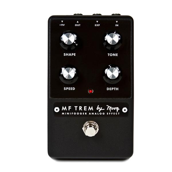 【限定3台】Moog(モーグ) / Minifoogerエフェクター MG MINIF TREMOLO PDL - アナログ・トレモロ - 《ギターエフェクター》 『セール』『ギター』