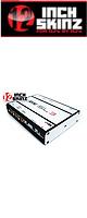 12inch SKINZ / Rane SL3 (GEN1)  BOX Skinz (White) 【Rane / SERATO SCRATCH LIVE SL3 (GEN1)  用スキン】