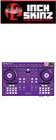 12inch SKINZ / Native Instruments Kontrol S4 MK2 Skinz (Purple) 【Kontrol S4 MK2 用スキン】