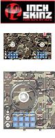 ■ご予約受付■ 12inch SKINZ / Pioneer DDJ-SR SKINZ (Camouflage Woodland) 【DDJ-SR用スキン】