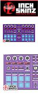 ■ご予約受付■ 12inch SKINZ / Pioneer DDJ-SP1 SKINZ (Purple) 【DDJ-SP1用スキン】