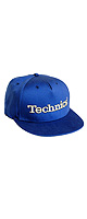 Technics(テクニクス) / 3D Snapback Cap (ROYAL BLUE) - キャップ -