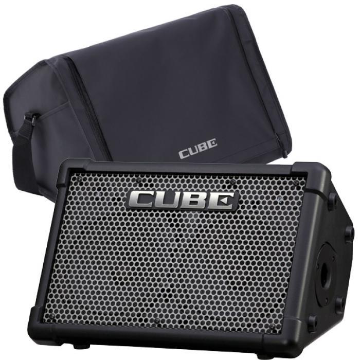Roland(ローランド) / CUBE STREET EX (CUBE-STEX)  - 電池駆動対応・ギター/パフォーマンス用アンプ -