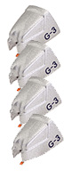 Stanton(スタントン) / G3 - Groovemaster.V3 MP4用 交換針4個 -