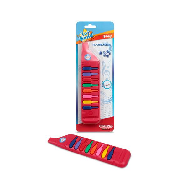 Bontempi(ボンテンピ) / プレイモニカ (KM8832.2) - おもちゃの鍵盤ハーモニカ - 【正規輸入品】