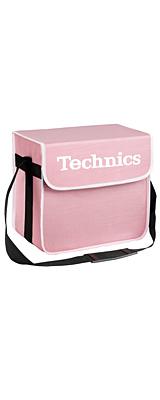 Technics(テクニクス) / DJ Bag (PINK) 【約60枚レコード収納】 DJバッグ