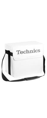 Technics(テクニクス) / DJ Bag (WHITE) 【約60枚レコード収納】 DJレコードバッグ