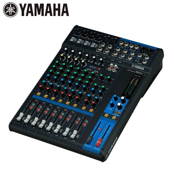 YAMAHA(ヤマハ) / MG12 - 12チャンネルミキシングコンソール -