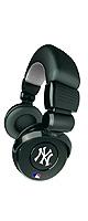 iHip(アイヒップ) / MLB PRO DJ HEADPHONE (NEW YORK YANKEES) W/MIC - ヘッドホン -