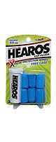 HEAROS(ヒーローズ) / Xtreme Protection HEAROS (7ペア入り)  - イヤープラグ/ノイズ減少率:33dbs -