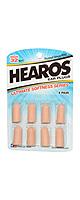 HEAROS(ヒーローズ) / Ultimate Soft HEAROS (4ペア入り)  - イヤープラグ/ノイズ減少率:32dbs -