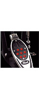 Pearl(パール) / NP-283NR/7  Option Traction Grips  - トラクション・グリップ(RED) -